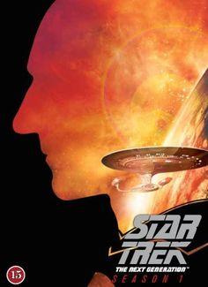 Star Trek: The next generation season 1(Nordic) 19,95