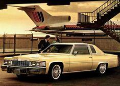 1977 Cadillac DeVille Coupe