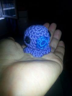 Octopus crochet amigurimi - polipo uncinetto