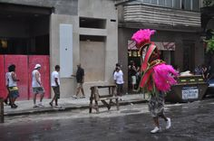 Carnaval na rua Rio 2011