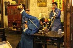 Hangzhou Qinghefang Old Street, 清河坊古街,杭州 [Photo:photostock.china.com.cn/ Li Yong]