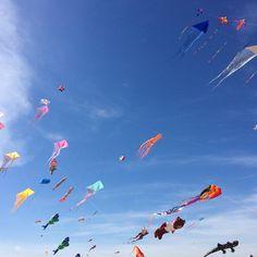 """Festival of the Wind, València  """