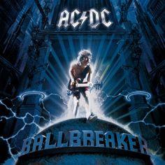 AC/DC - Ballbreaker (1995) - MusicMeter.nl