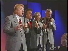 Stamps Quartet with JD Sumner - His Hand In Mine Christian Song Lyrics, Christian Singers, Christian Music, Gaither Homecoming, Hymns Of Praise, Jazz Songs, Southern Gospel Music, Sing To The Lord, Record Holder