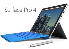 Microsoft Surface Pro 4 Now Official