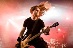 Niilo Sevänen added a new photo. Death Metal, Metal Bands, Metallica, Singer, Deviantart, My Favorite Things, Concert, Music, People