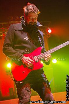 Jim Root - That smile.