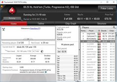BadBoomPoker 2017 02 23 €0,25 NL Hold'em [Turbo, Progressive KO], €50 Gtd . Lugar 004