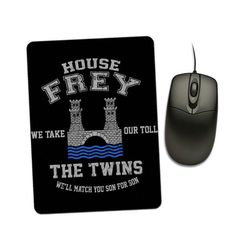 We Take Our Toll (Variant) - Mousepad