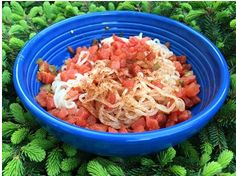 This week's Friday Fan is Lana Berge for her Pasta Zero creation she posted! http://on.fb.me/1e9tqaI