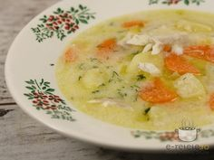 Ciorba de peste a la grec Romanian Food, Romanian Recipes, Cheeseburger Chowder, Allrecipes, Seafood, Food And Drink, Soups, Cooking, Foodies