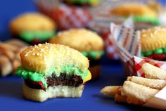 Idéias criativas para decorar cupcakes (24 fotos) (11)