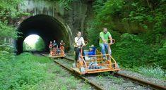 atrakcje dla dzieci Bieszczady Garden Bridge, Outdoor Structures, Park, House Styles, Travel, Beautiful, Trips, Holiday, Geography
