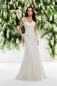 RONALD JOYCE INTERNATIONAL - Wedding dresses and bridal gownsIrelands only Premier stockist for Mori Lee .. Available from Perfect Day www.perfectdayni.com