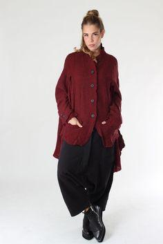 Rundholz Dip Winter 2015/16 #rundholz #studiorundholz #blacklabel #aw15 #fashion #mode #selectmodeonline #wool #cardigan #barolo