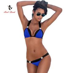 New Sexy Bikinis Women Swimsuit Bathing Swim Suit Bikini Set Plus Size Swimwear XXXL