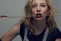Cate Blanchett by Sean & Seng for 032c No.24 Summer 2013 [Editorial] - Fashion Copious