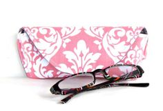 Eyeglass Case or Sunglass Case with Magnetic by nangatesdesigns, $12.00