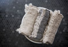 The Hale Mercantile Co Linen Face Towel is made from pure linen waffle designed for maximum softness and absorbancy. Luxury Wedding Gifts, Linen Company, White Company, Bathroom Towel Decor, Pottery Barn Teen Bedding, Matching Bedding And Curtains, Black Bed Linen, Bed Linen Online, Face Towel