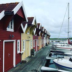 Charming boathouses on the island Kvitsøy @regionstavanger @visitnorway #ilovenorway #natur #norway #igscandinavia #igersoftheday #båtliv #boat #kvitsøy #nordiclifestyle