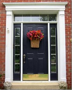 Top 10 Amazing DIY Fall Door Decorations