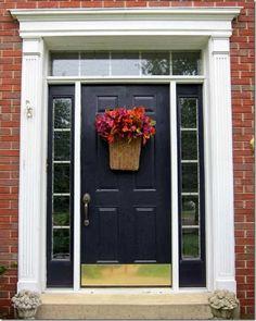 Top 10 Amazing DIY Fall Door Decorations