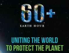 Dare the World to save Our Planet. Be part of the world's largest voluntary action for the environment at 8:30pm - 9:30pm, 23 March 2012. -- http://www.theosborne.com.my