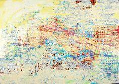 ArtSlant - Mark Bradford: Thinking About Painting