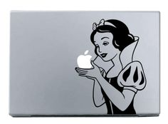 one of the many reasons i would like a mac book. love this decal.