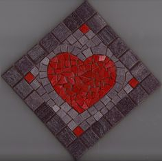 Mosaiek hartjie