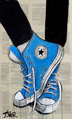 the blues by Loui  Jover