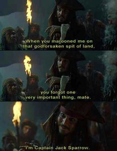 #PiratesOfTheCaribbean - #TheCurseOfTheBlackPearl (2003)
