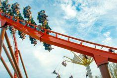 Santa Claus Indiana :: Holiday World & Splashin' Safari Holiday World Indiana, Safari, Best Amusement Parks, All Inclusive Family Resorts, Amazing Adventures, Poster, Travel, Santa, Roller Coasters