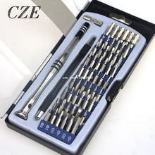 US $12.40 Free Shipping Fashion Design 54 in 1 Precise Manual Tool Set Magnetic Screwdriver set Multifunction Interchange-able (update). Aliexpress product