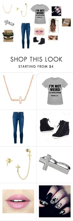 """Meeting My Dad"" by theavengers353 ❤ liked on Polyvore featuring Barzel, Frame, Bling Jewelry and Fiebiger"