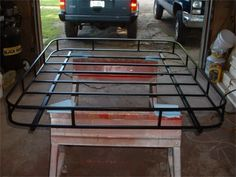 Posted Image Truck Roof Rack, Suzuki Jimny, Jeep Xj, Roof Top, Jeep Cherokee, Cool Trucks, Rally, The Help, Camping