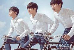 Đọc Truyện {TFBoys & Fan Girl} He Is My Life - Chap 1: Trùng Khánh - _kuri_wang_ - Wattpad - Wattpad