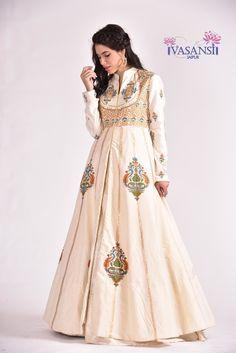 New dress lace beige outfit 64 Ideas Western Dresses, Indian Dresses, Indian Outfits, Nice Dresses, Casual Dresses, Fashion Dresses, Dresses For Work, New Dress, Lace Dress