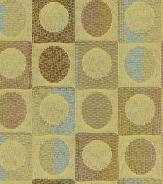 Waverly Upholstery Fabric Geometria-Palma