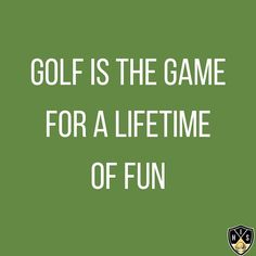 Golf is the game for a lifetime of fun Swing Quotes, Golf Quotes, Golf With Friends, Unique Vacations, Golf Day, Golf Humor, Caribbean, Golf Courses, Golf Stuff