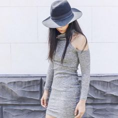 The Mae Knit Dress as spotted at @sassclothing... Looking like perfection!  #ootd #sassclothing #bloggerstyle #wiwt #shopnow #melbourne #love