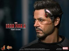 Iron Man 3 Tony Stark - See best of PHOTOS of IRON MAN 2013 film