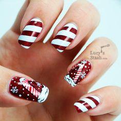 Artsy Lovely Nails Designs for a Modern Woman ★ See more: https://naildesignsjournal.com/lovely-nails-designs-modern-woman/ #nails