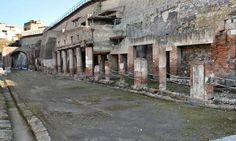 The Decumanus Maximus, the main street bisecting the ancient Roman city of Herculaneum, has been closed to the general public for over 20 years while it received much-needed maintenance. Now Herculaneum's largest thoroughfare has finally been reopened so visitors can enjoy a stroll down its impressively preserved length.