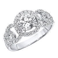 This is from SAMS CLUB Really beautiful rings for low prices