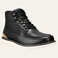 Shop Timberland for Newmarket men's mixed-media boots: The perfect way to add swagger to your look.
