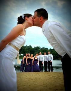 unique romantic wedding photo ideas