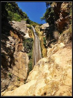 Things To Do in Lefkada, Greece: Take a dip in the freezing water of Nydri waterfalls. Stuff To Do, Things To Do, Greece Travel, Waterfalls, Dip, Take That, London, Facebook, Outdoor