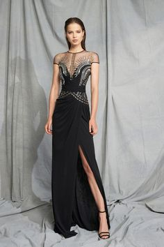 21bc21982d Zuhair Murad Resort 2019  Elegant mixed with sexy! I love the  embellishments and the