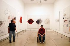 Image result for cy twombly fifty days at iliam